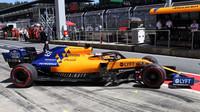 Sainz se omluvil za to, že byl před závodem sprostý. S McLarenem pak předvedl senzační výkon