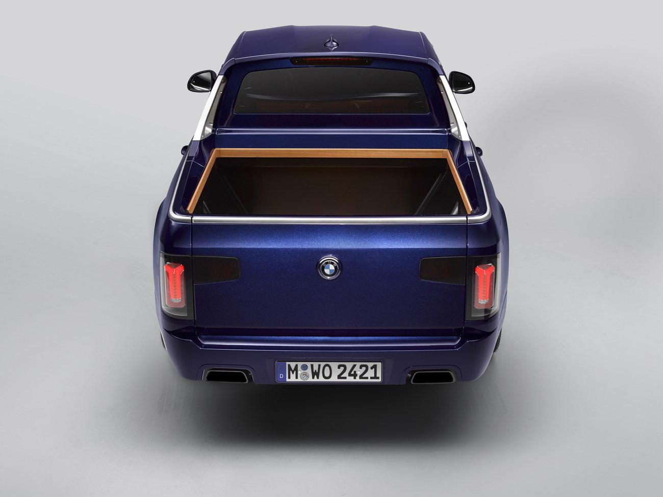 BMW X7 Pick.up
