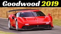 Goodwood Festival of Speed 2019 - Podívejte se na to nejlepší...