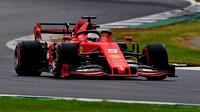 Sebastian Vettel se před svými domácími fanoušky uvedl velmi dobře, po loňsku má co napravovat