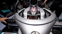 Sleduje Hamilton výsledky svého bývalého týmu? - anotační foto
