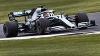 Lewis Hamilton v Silverstone