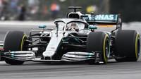 Lewis Hamilton je již opět zdráv a ve formě