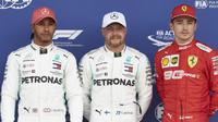 Nejlepší jezdci po kvalifikaci v Silverstone