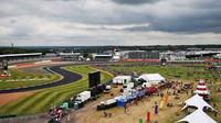 Kvalifikace v Silverstone