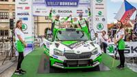 Nejdramatičtější Rally Bohemia za poslední léta vyhrál Kalle Rovanperä - anotační obrázek