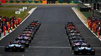Vedení F1 stále řeší, kdy a za jakých podmínek se začne závodit