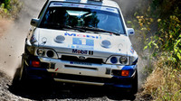 Rally Bohemia Historic ovládl Vlastimil Neumann na Fordu Escort RS Cosworth - anotační obrázek