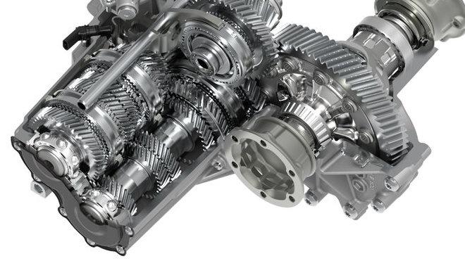 Volkswagen vyvinul novou přímo řazenou převodovkau