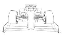 Do F1 se s novými pravidly vrátí přísavný efekt monopostů - anotační foto