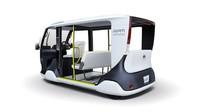 Toyota představila elektrický osobní přepravník APM pro olympijské a paralympijské hry v Tokiu 2020
