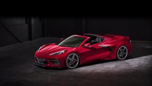 """Chevrolet Corvette C8 JE TADY! """"Americké ferrari"""" má po premiéře... - anotační obrázek"""