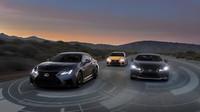 Lexus intenzívně pracuje na systému aktivní bezpečnosti Safety System+