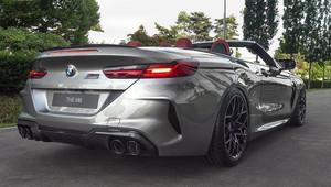 NEJKRÁSNĚJŠÍ CABRIO? Nové BMW M8 šokuje krásou! - anotační obrázek