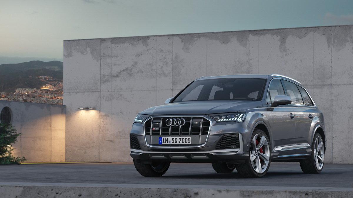 Nové Audi SQ7 po faceliftu: BYL VŮBEC NUTNÝ? - anotační obrázek