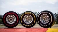 Pneumatiky Pirelli pro závodní víkend v Německu