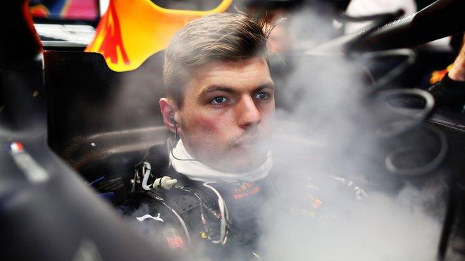 Max Verstappen v Německu zachoval chladnou hlavu a vyhrál