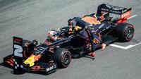 Max Verstappen po kvalifikaci v Německu
