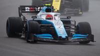 Robert Kubica v závodě v Německu
