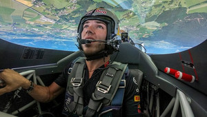 Šonka vzal Gaslyho do letadla: pilot F1 málem omdlel