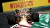 Tak konečně se to podařilo! Max Verstappen do zítřejšího závodu odstartuje z prvního místa