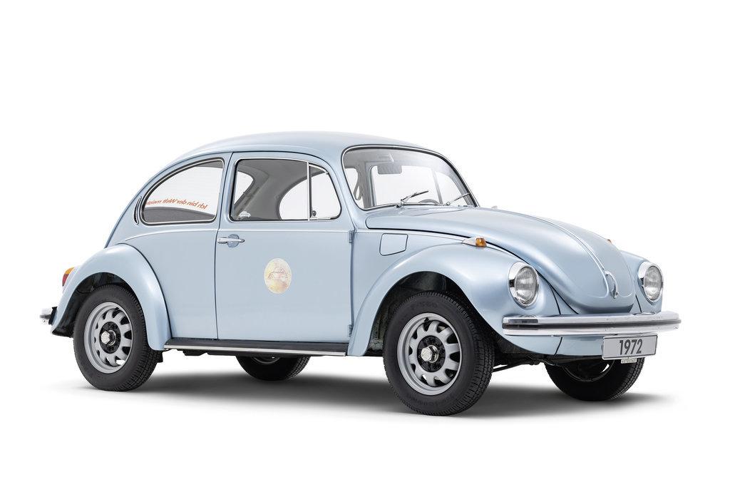 Volkswagen Brouk se stal 17. února 1972 nejvíce vyráběným automobilem na světě