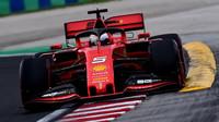 Mistrovský titul s Ferrari - Vettelův cíl se podle Binotta nemění - anotační obrázek