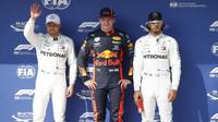 Tři nejlepší jezdci po kvalifikaci v Maďarsku