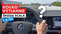 Test Škody Scala magazínem AUTOGRÁTIS