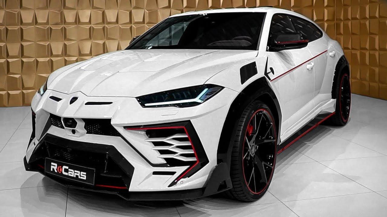 NEJSKRÁSNĚJŠÍ SUV? Tohle Lamborghini Urus vás dojme k pláči - taková krása! - anotační obrázek