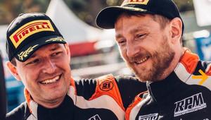RUFA SPORT na Barum Rally smajstrom FIA ERC Alexeyom Lukyanukom - anotační obrázek