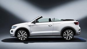 Nový Volkswagen T-Roc Cabriolet! CHÁPETE TO?! - anotační obrázek