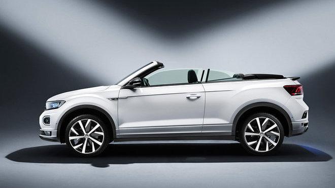 Volkswagen T-Roc kablriolet