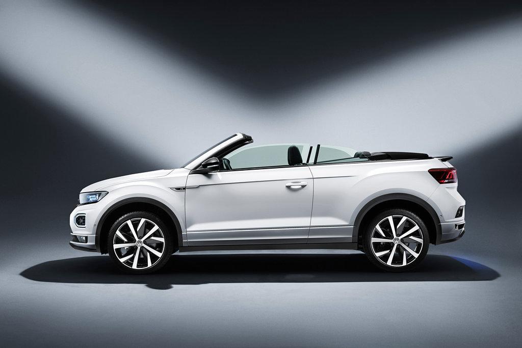 Nový Volkswagen T-Roc Cabriolet oficiálně: CHÁPETE TO?! - anotační obrázek