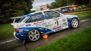 Star Rally Historic vyhrál obhájce prvenství Neumann - anotační obrázek