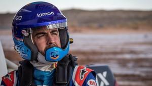 Fernando Alonso s Toyota Gazoo Racing testuje na DAKAR! - anotační obrázek