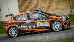 Špičkový, ale aj smolný výkon RUFA SPORT Teamu na Barum Rally - anotační obrázek