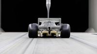 FOTO: Budoucnost F1 v aerodynamickém tunelu - v Hinwilu už testují vůz pro rok 2021 - anotační foto