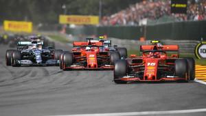 """""""Na mexických rovinkách budeme proti Ferrari bez šance,"""" tuší před víkendem Hamilton - anotační obrázek"""