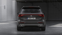 Seat Tarraco FR PHEV poskytne velkému SUV výkon 180 kW a kroutící moment 400 Nm