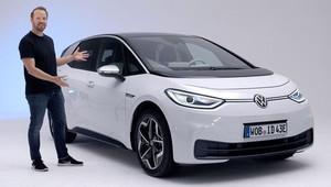FIRST LOOK: Volkswagen ID.3   Top Gear