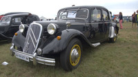 Citroën 15 Six Traction Avant  1952