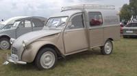 Citroën 2CV AK 350