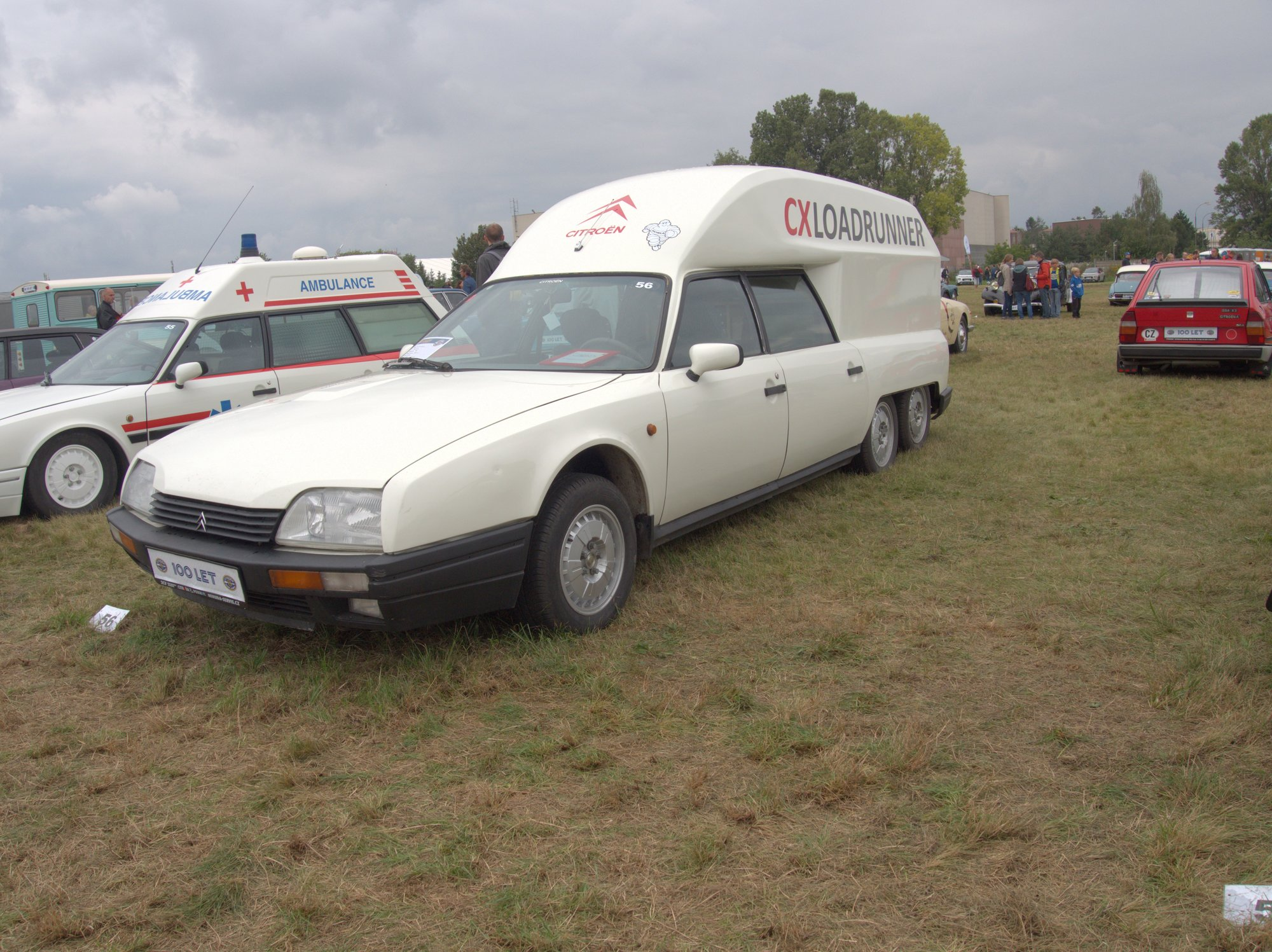 Citroën CX 25 TD Loadrunner