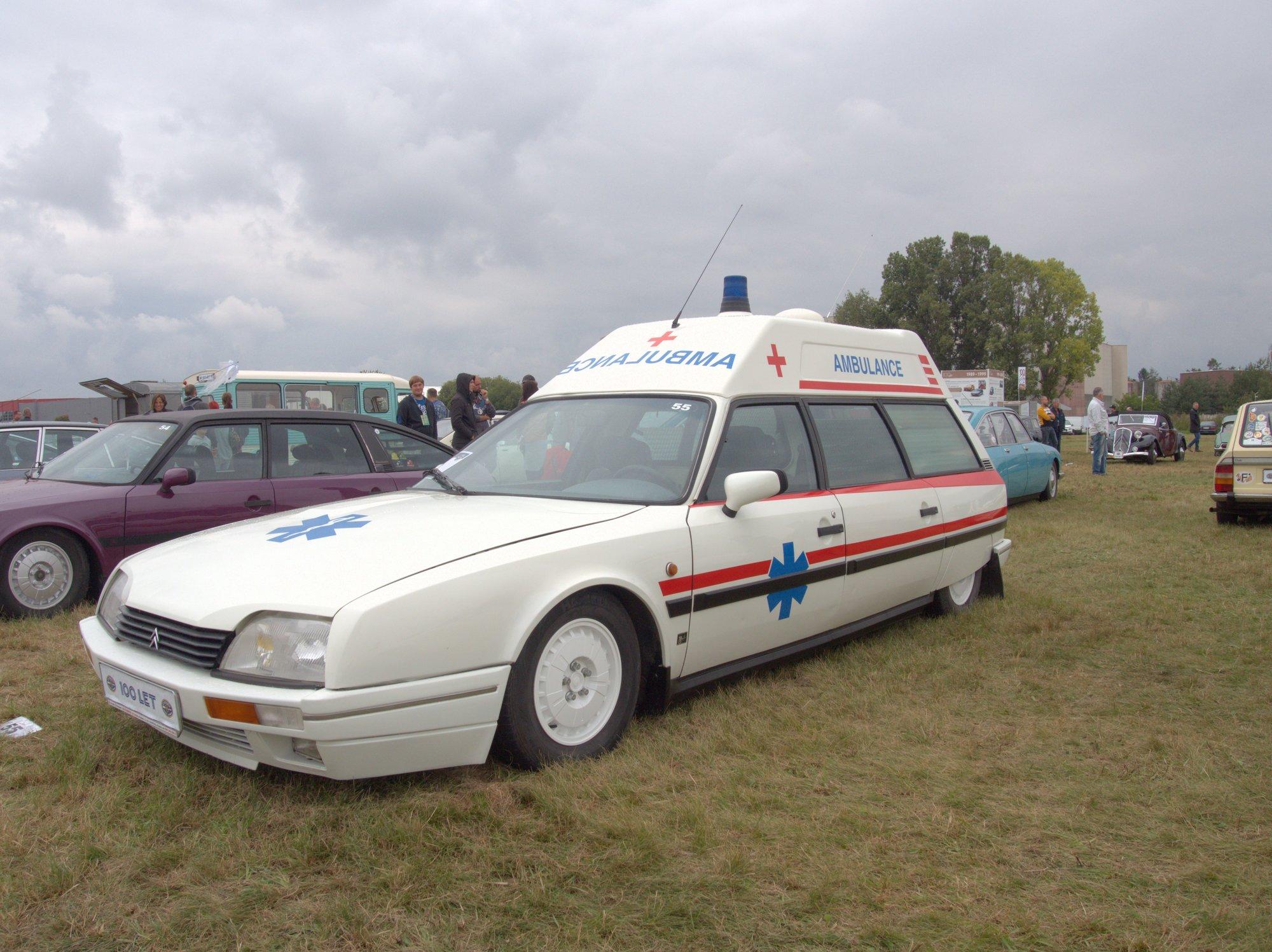 Citroën CX Heuliez