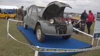 Citroën 2 CV 4x4 Sahara