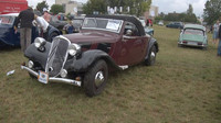 Citroën 11 BL cabriolet 1940