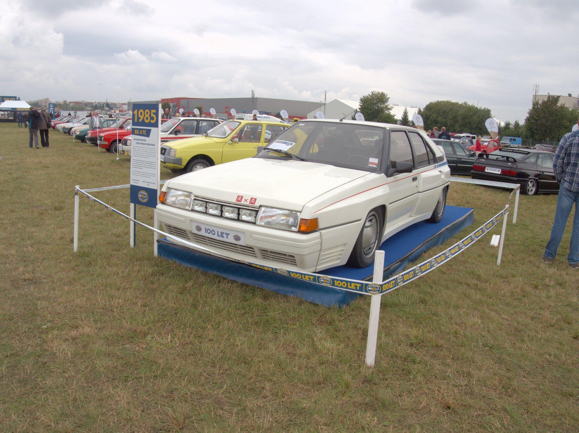 Citroën BX 4TC 150 kW