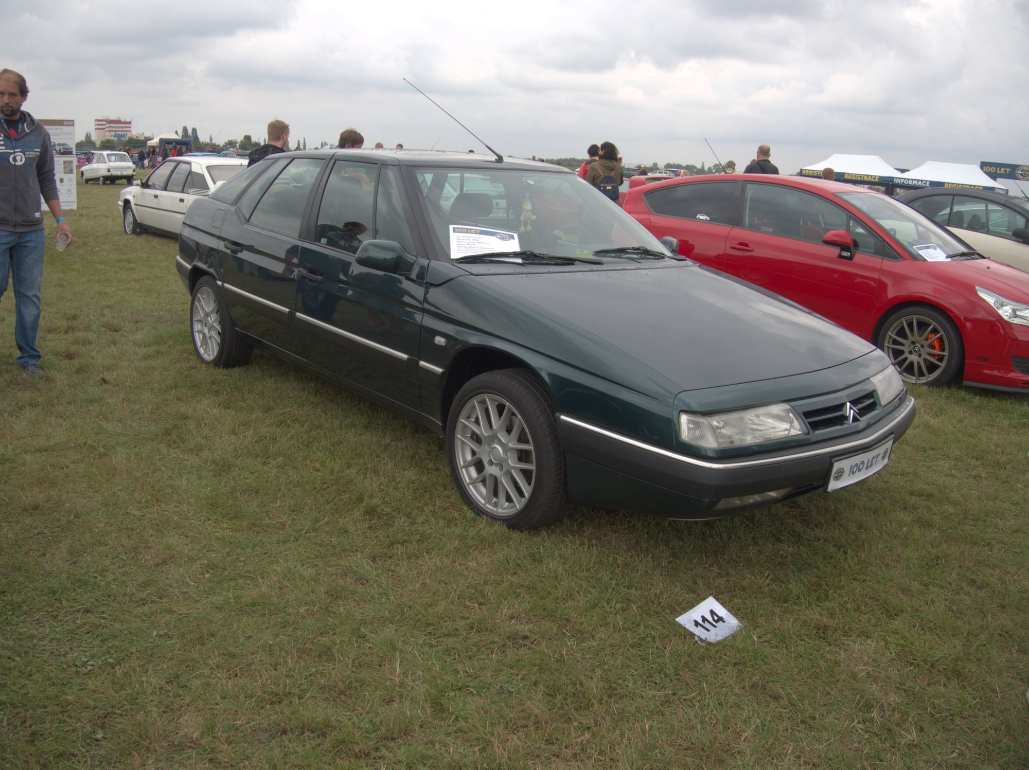 Citroën XM