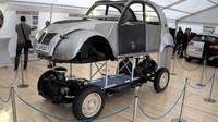 Citroën, technika pohonu všech kol v podnání Citroënu